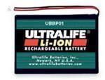 UBBP01 Ultralife Питание,Батареи