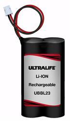 UBBL23-FL Ultralife Питание,Батареи