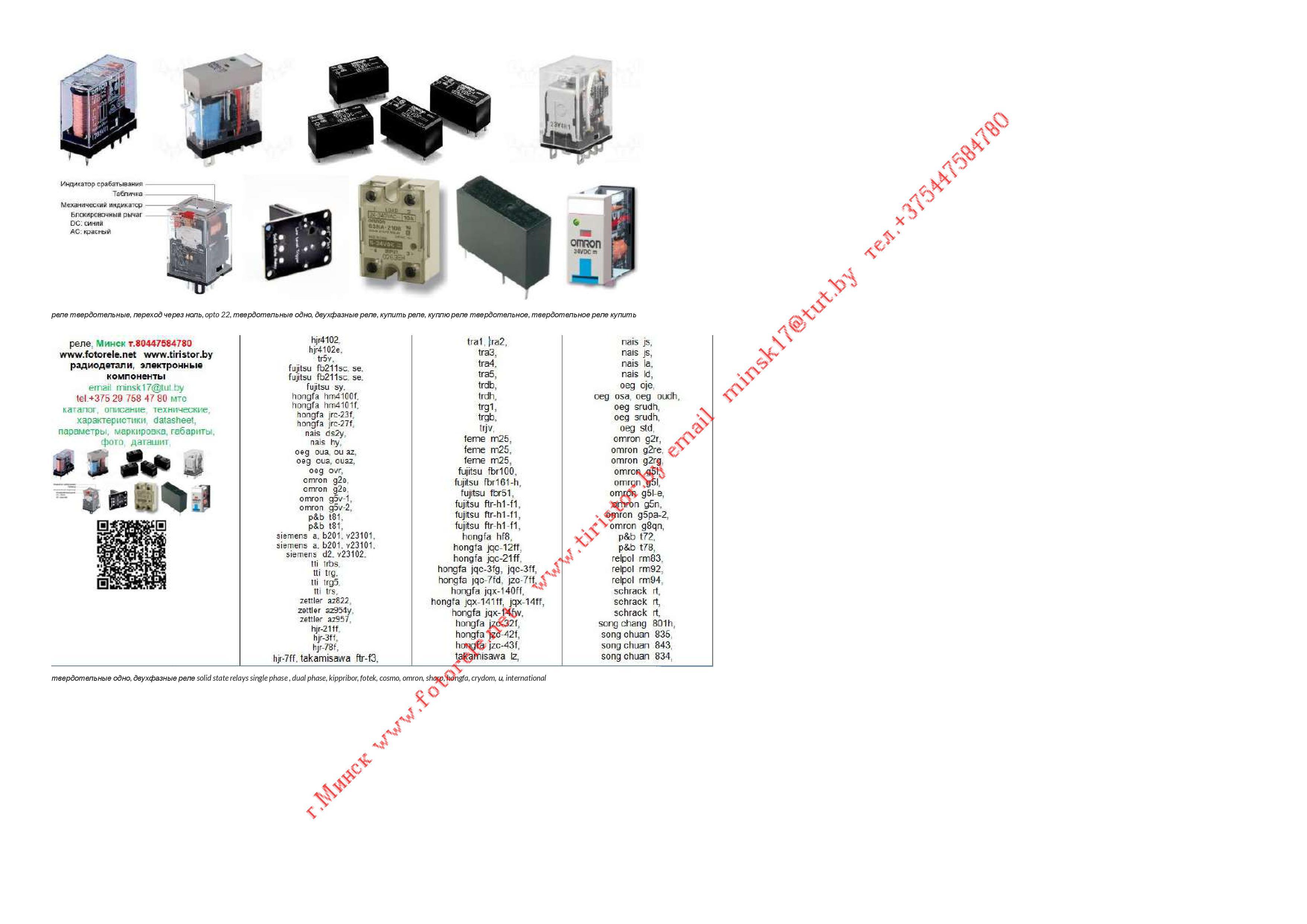 Реле, твердотельное, Crydom , модуль, каталог, описание, технические, характеристики, datasheet, параметры, маркировка,габариты, фото, даташит, solid state relay